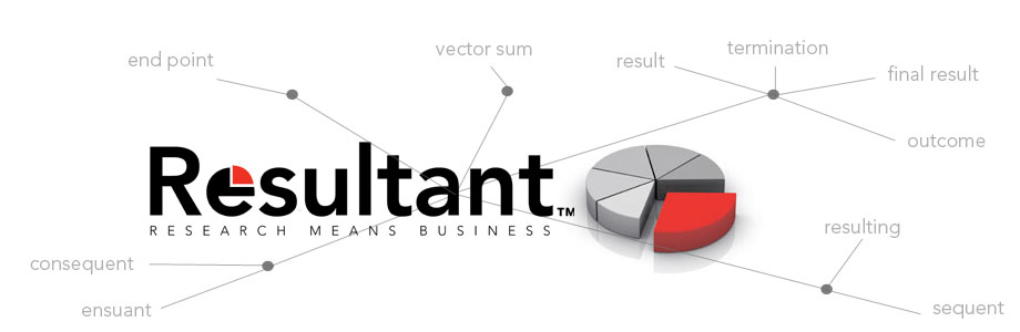 Resultant Reseach - Brand and Market Resesarch Thaht Means Business