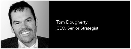 Tom Dougherty CEO, Stealing Share