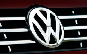 volkswagen logo global automobile market