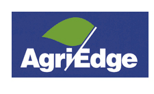 AgriEdge brand work and logo