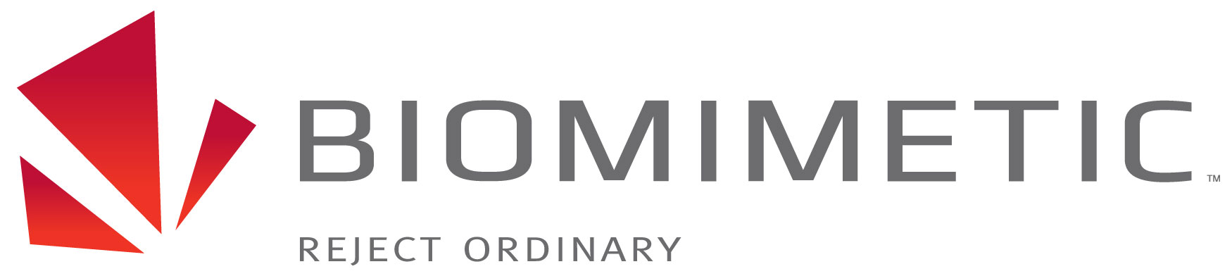Biomimetic logo