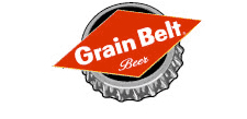 Grain Belt brand work and logo