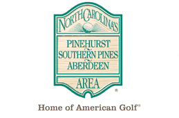 Pinehurst brand work and logo