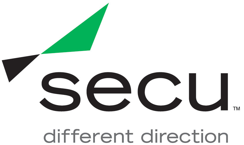 SECU brand work and SECU logo