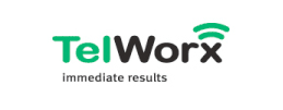 Telworx Logo and brand work