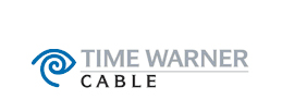 Time Warner Cable brand work and logo