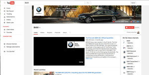 BMW brand study Your Tube Channel