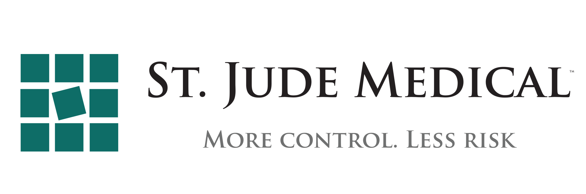 St Jude Medical Brand. More than just a logo.