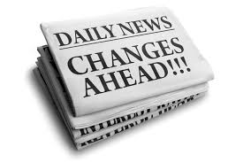Market Changes. Manufacturing Changes