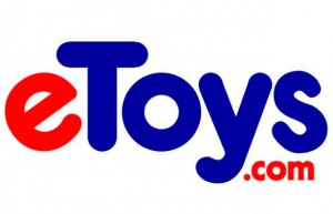 eToys failure. It was the loss of a great brand