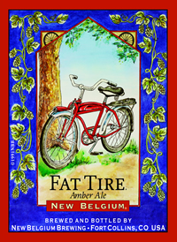 Fat Tire Brand Strategy. New Belgium.