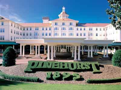 Destination and Tourism Brand Development Pinehurst CVB