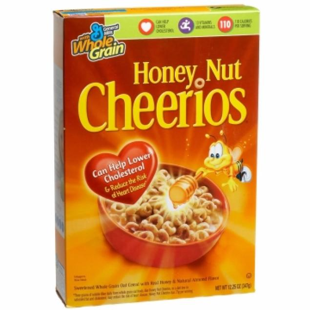 Cheerios continues to be one of the top choices as a breakfast cereal