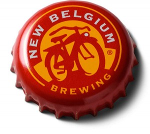 New Belgium Brewing Company Bottle Cap