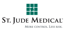 New St Jude Medical brand and logo