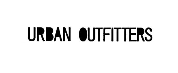 Urban Outfitters retail branding