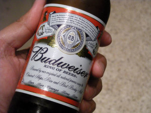 The person who drinks Bud is different than the microbrew drinker.