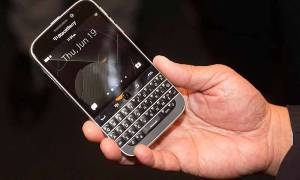 This is the last we'll see of BlackBerry.