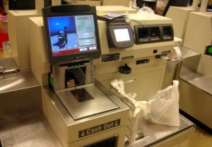 consistency in brand communication may not be found in self-checkout
