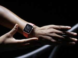 The Apple Watch marketing is also targeting women.