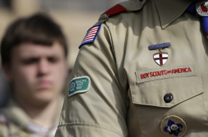The Boy Scouts of America need to take a leadership position on gay rights.