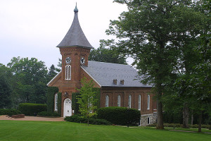 Lee Chapel and the Confederate Flag