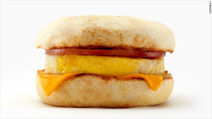 Offering the Egg McMuffin all day will make the sales of McDonalds rise?