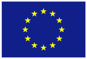 EU Flag. global automobile market
