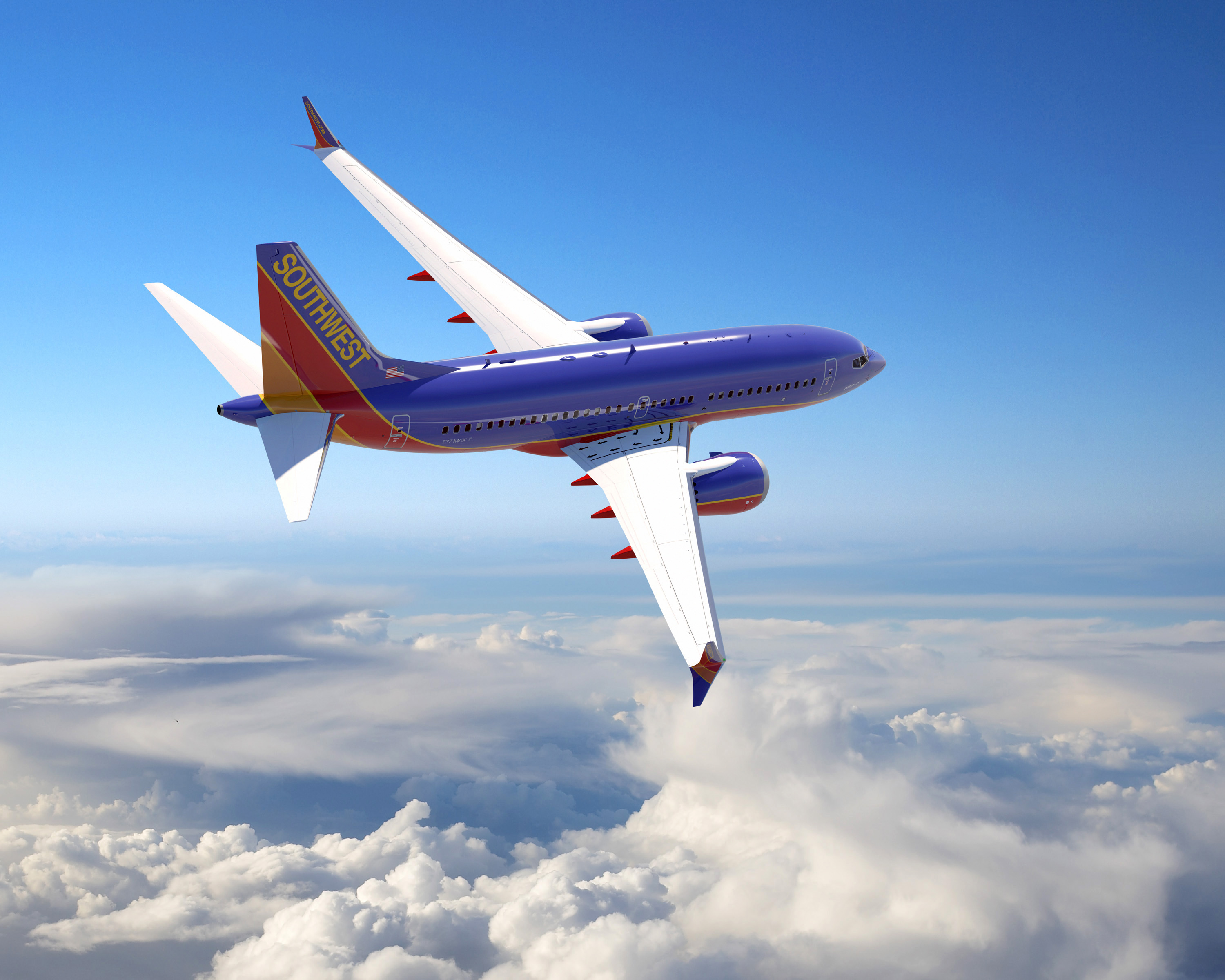 Southwest Airline sales made even better