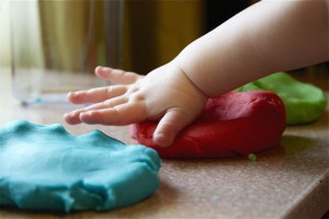 Kids love it and they will remember the smell of play-doh forever.