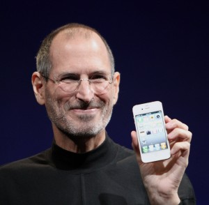 Steve Jobs and the iPhone grew AAPL