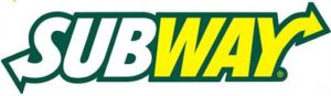 2002 - 2015 Subway Logo