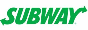 2015 - 2016 Subway Logo