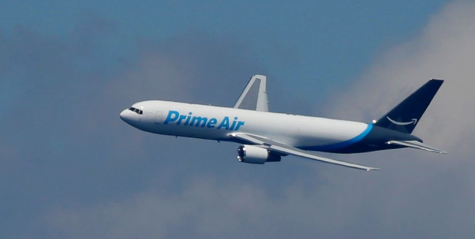 Amazon's gamble with planes for Prime Air